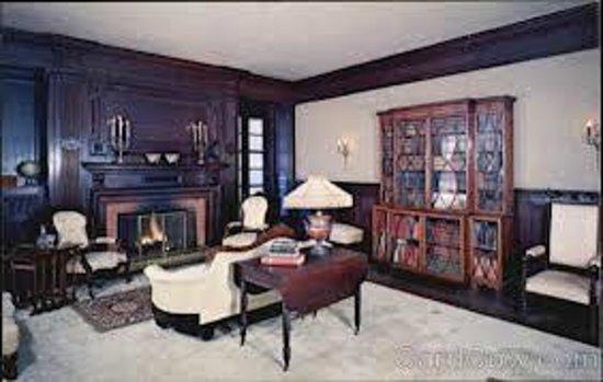 Hildene, The Lincoln Family Home : Elegant interior