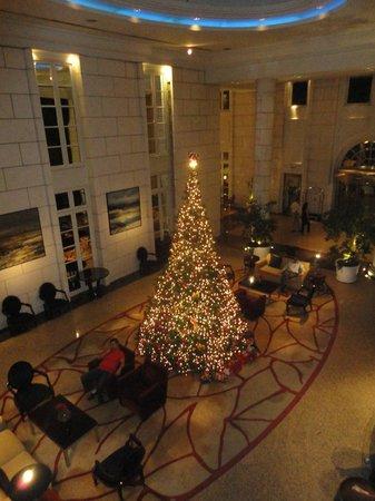 Park Hyatt Mendoza: Decoração natalina