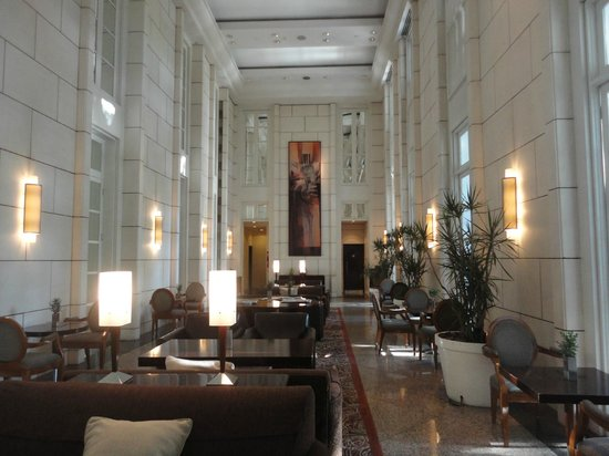 Park Hyatt Mendoza : Lobby