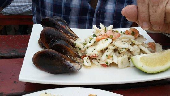 Ristorante Enrico: Seafood Starter