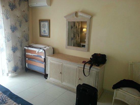 Gran Oasis Resort: Dormitorio