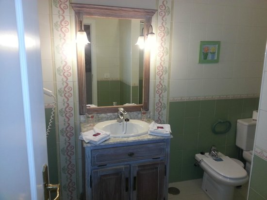 Gran Oasis Resort: Baño