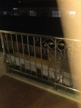 Royal Pavilion Hua Hin: Balcony