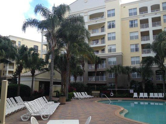 Vacation Village at Parkway: Área da piscina