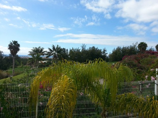 Gran Oasis Resort: Vistas desde habitación