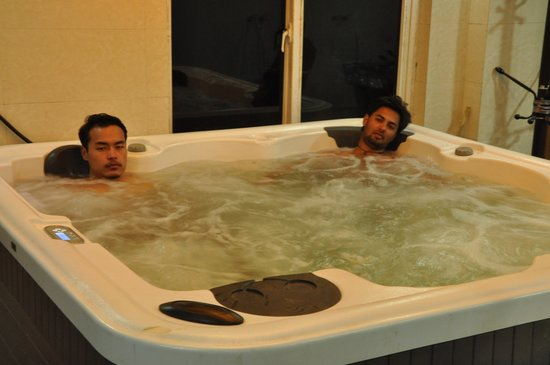Hilltake Health Spa & Resort: SPA - Jacuzzi