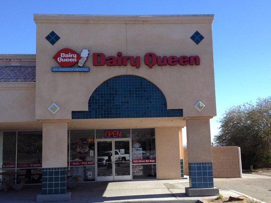 Bermuda Dunes, Калифорния: I love dairy queen
