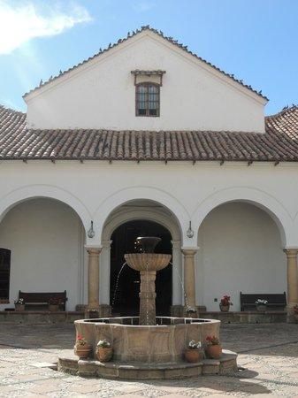 House of Liberty Museum - Casa de la Libertad : Pátio interno da Casa de la Libertad
