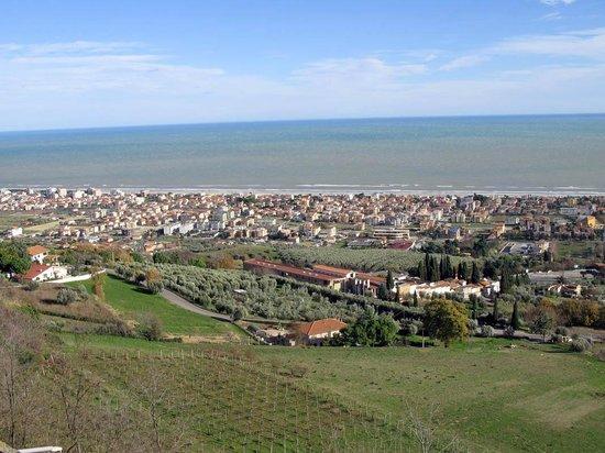 Hotel Venezia: Un panorama favoloso!