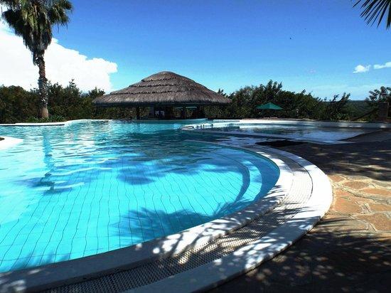 Paraa Safari Lodge: Lovely Pool