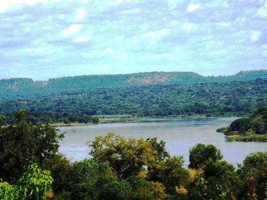 Paraa Safari Lodge: Views