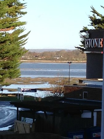 Langstone Hotel: View of the harbour