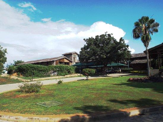 Paraa Safari Lodge: Paraa Lodge