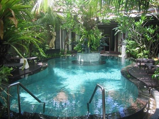 Rumah Santai Villas: the pool