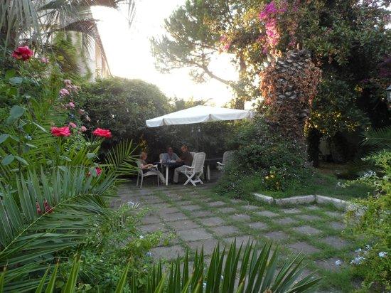 Bed and Breakfast Il Giardino di Villa Anna: area recreativa (jardín)