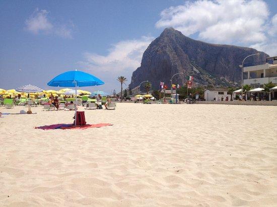 San Vito lo Capo, Italia: Пляж