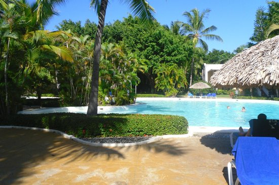 Bavaro Princess All Suites Resort, Spa & Casino : La petite piscine