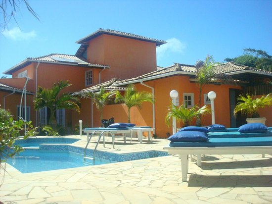 Villa Baobá: área externa