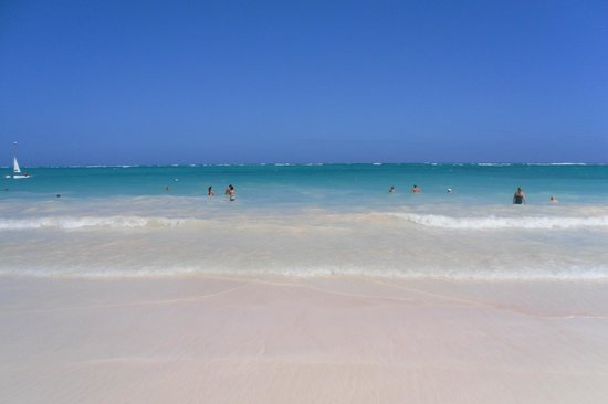 Bavaro Princess All Suites Resort, Spa & Casino : Plage