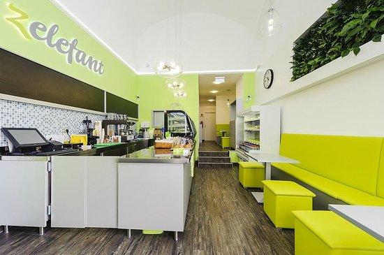 Zelefant - Organic & Sushi Bistro