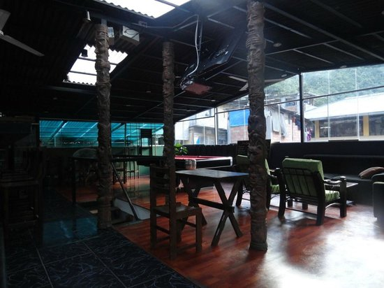 Ecopackers Machupicchu : Restaurant