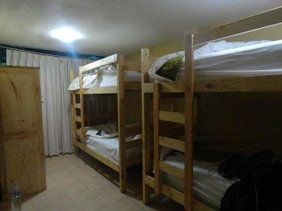 Ecopackers Machupicchu: Room
