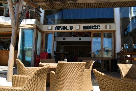 Boracay Beach Club: Bar, restaurant sur la plage