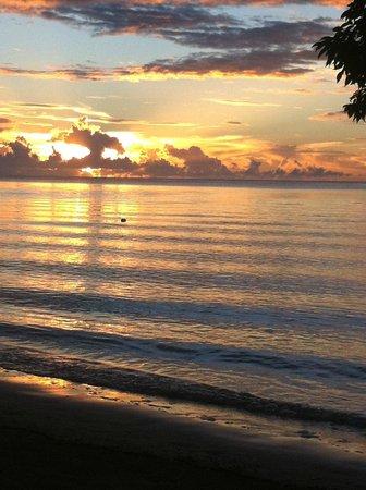 Lomani Island Resort : spiaggia