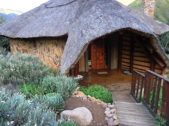 Maliba Mountain Lodge: Gästehütten