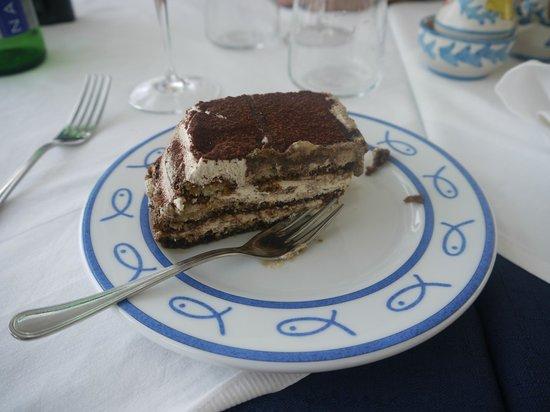 Ristorante Bagni Delfino: Dessert