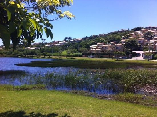 Barra da Lagoa Hotel: vista do hotel