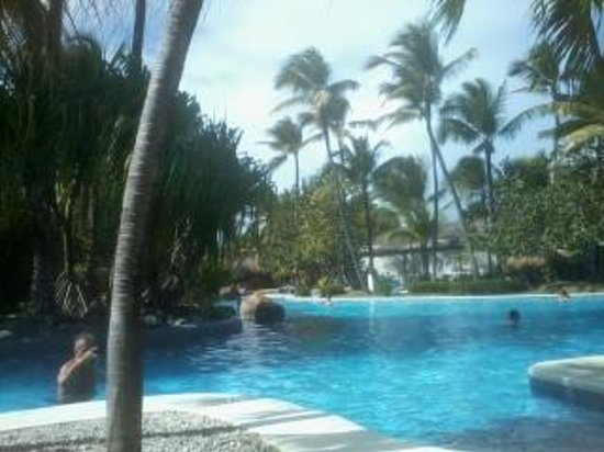Paradisus Punta Cana Resort: Piscina... el Bar lo mejor...