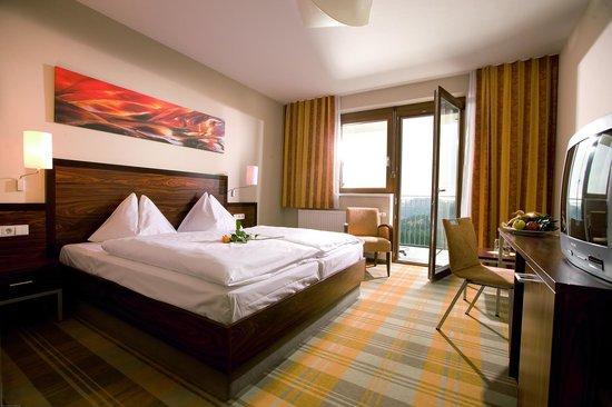 Hotel Liebmann : Zimmer