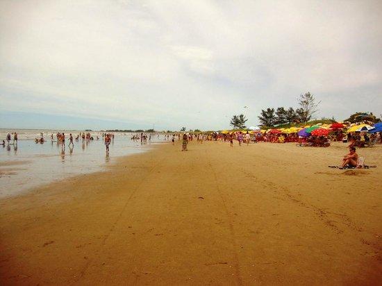Sao Francisco De Itabapoana, RJ: Praia de Santa Clara