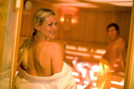 Hotel Liebmann : Sauna