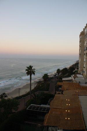 Seasons Netanya Hotel : Vistas desde la habitación
