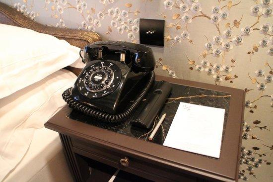 Hotel les Dames du Panthéon : Nice touches