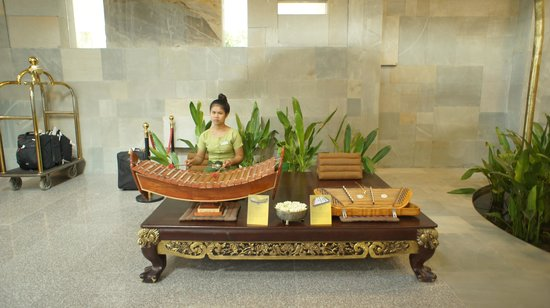 Borei Angkor Resort & Spa: Hotel Lobby