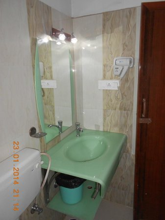Kings Kastle: Bathroom