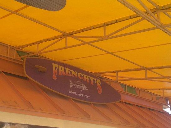 Frenchy's Rockaway Grill: restaurant