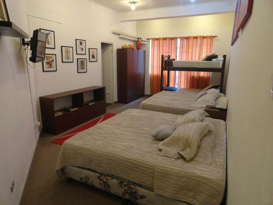 511 Lima Hostel: Quadruple room