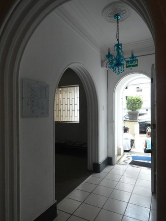 511 Lima Hostel: Common area