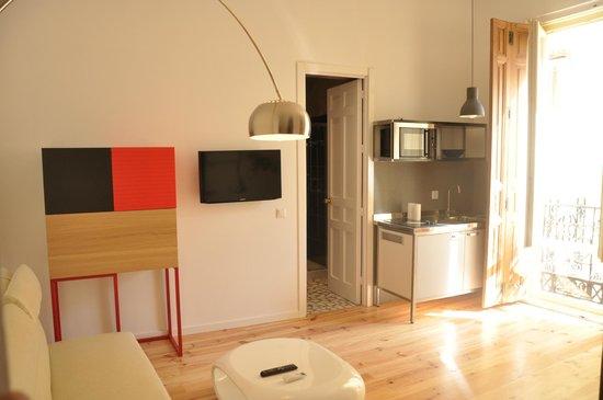 Matute11 Suites: apartamento en el que residi