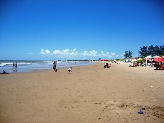 Sao Francisco De Itabapoana, RJ: Praia de Santa Clara/RJ