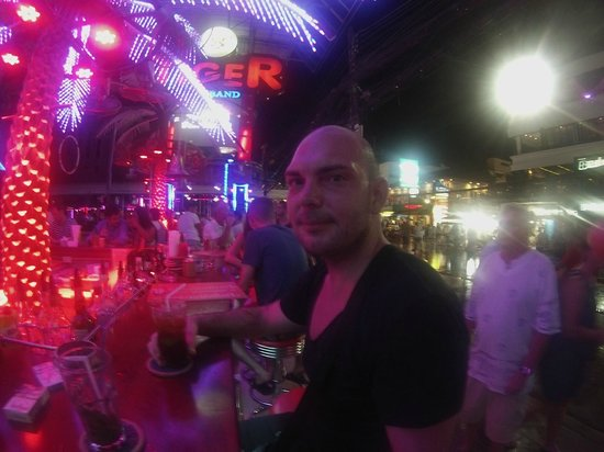 Club One Seven Phuket: bangla road