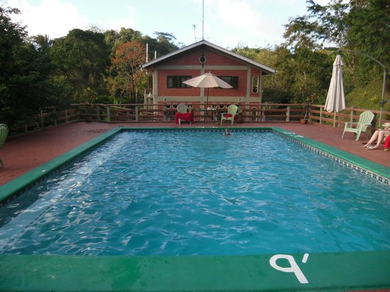 Cuffie River Nature Retreat and Eco-Lodge: swimming pool