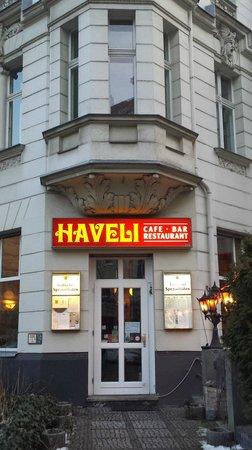 Haveli: Der Eingangsbereich