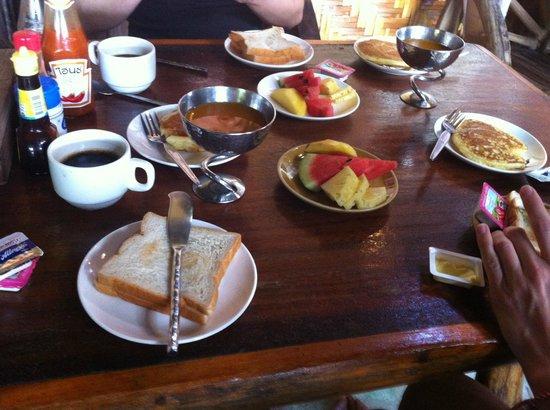 Viking Natures Resort : petit dejeuner
