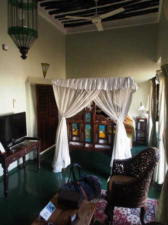 Zanzibar Palace Hotel : Rosewood room, 2nd floor