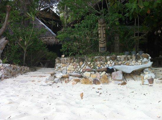 Viking Natures Resort : plage du resort